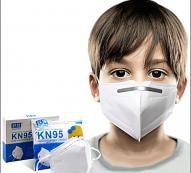 Mascarilla para Niños KN95   Pack 10 u.