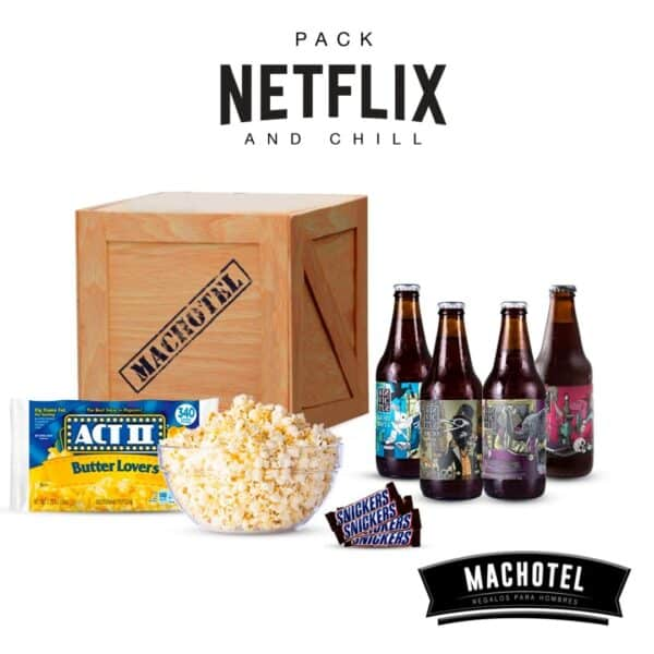 Pack Netflix And Chill