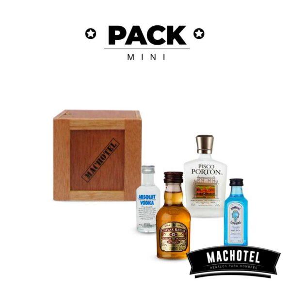 Pack Mini Shots
